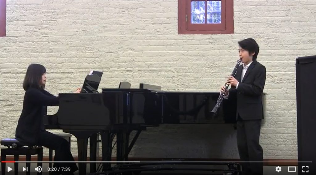 2016 Walgreens national concerto competition