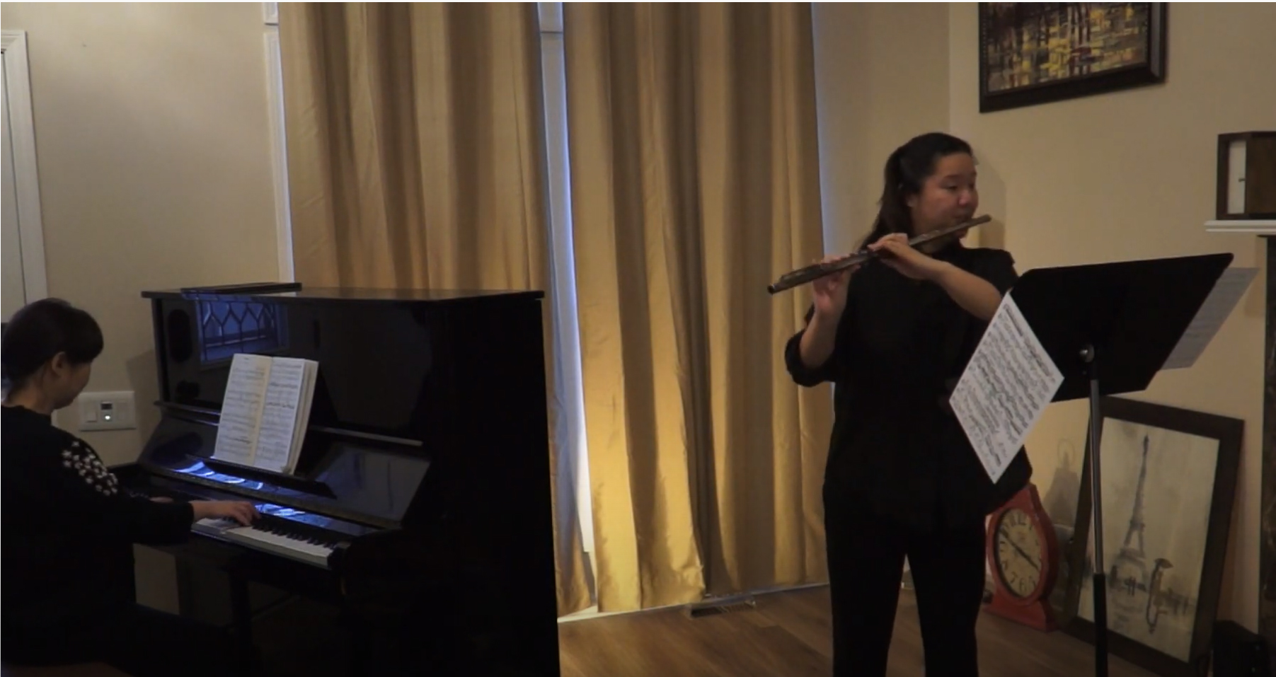 Chaminade Flute Concertino in D major, Op 107 (1st)- Alina Kwon