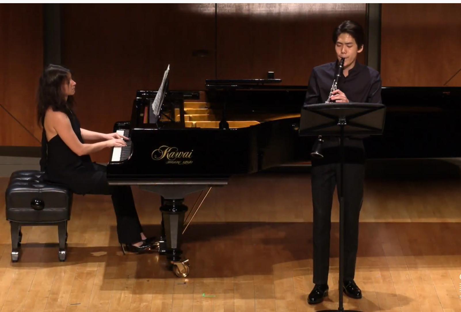 Noah Jung- BASSI Concert Fantasia on Motives from Rigoletto