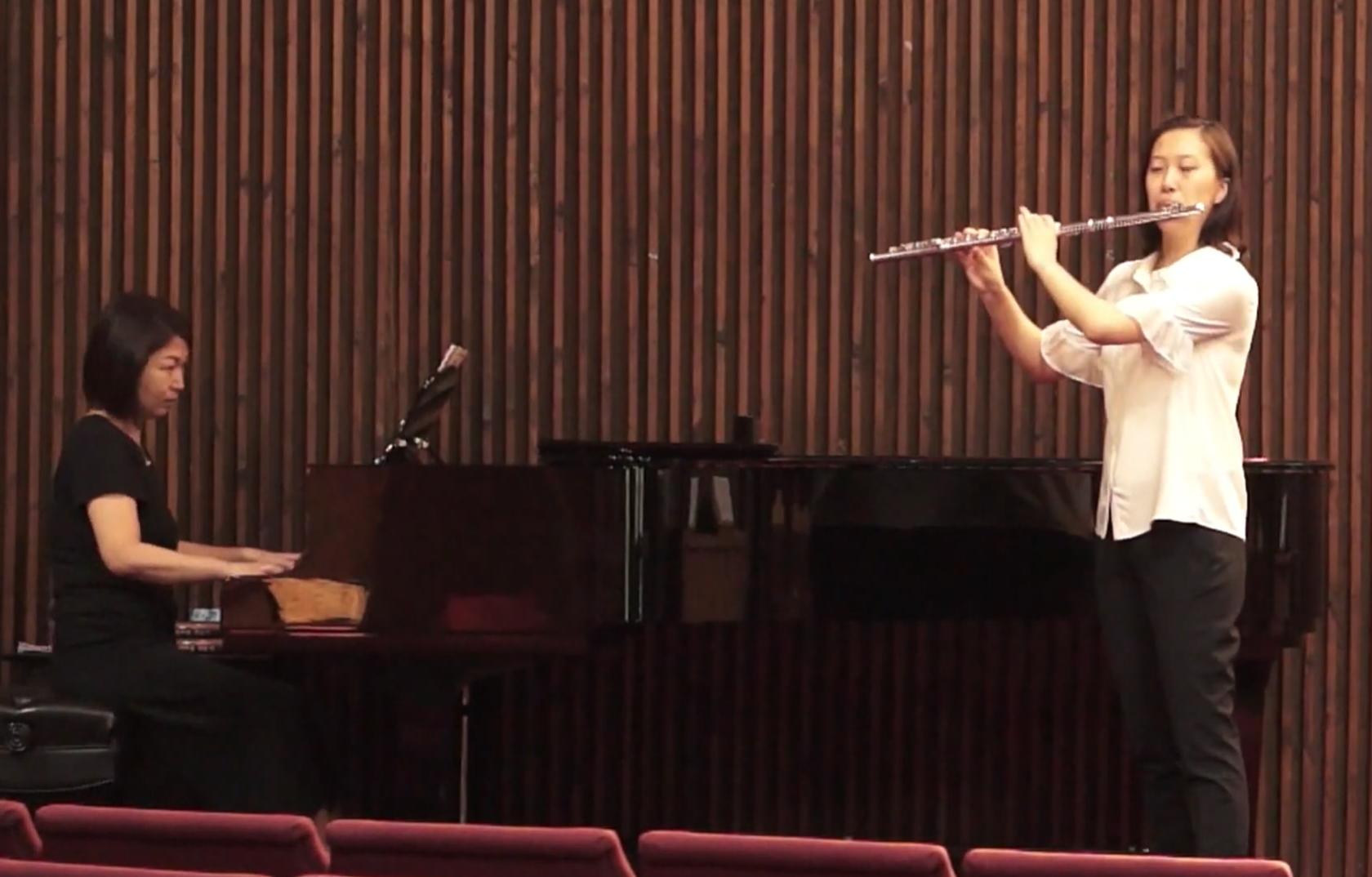 Stella Chung – 'Poulenc Flute Sonata'
