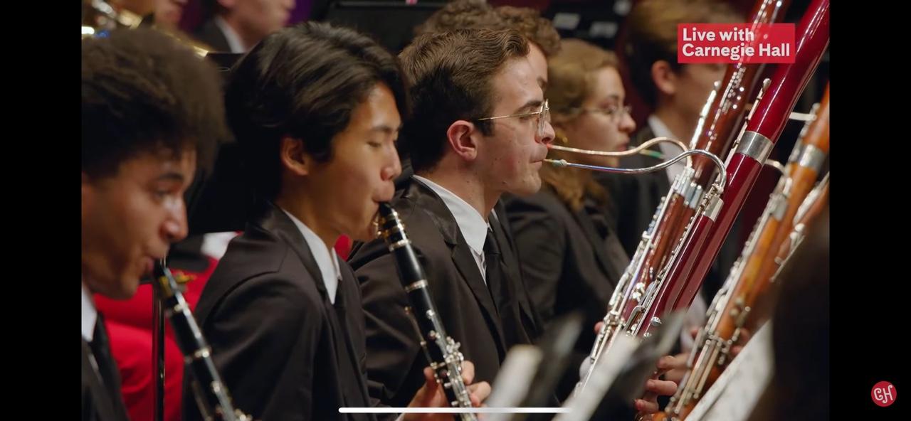 Carnegie Hall: National Youth Ensembles- 'Noah Jung'